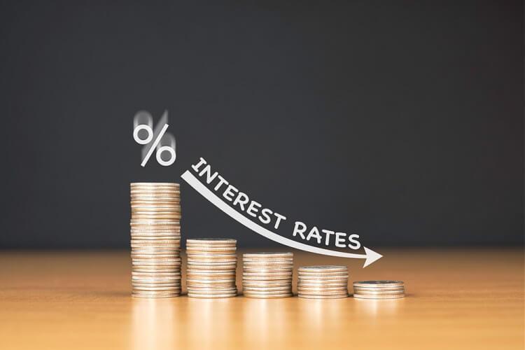 Lãi suất giảm sẽ khiến giá các tài sản sinh lời tăng lên